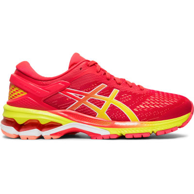 Asics Women's Gel-Kayano 26 Running Shoes (Shine Pack)