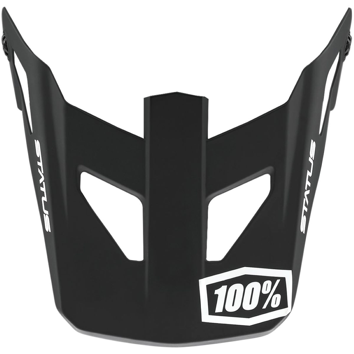 100% Status Youth Replacement Visor - One Size Arsenal  Helmet Spares