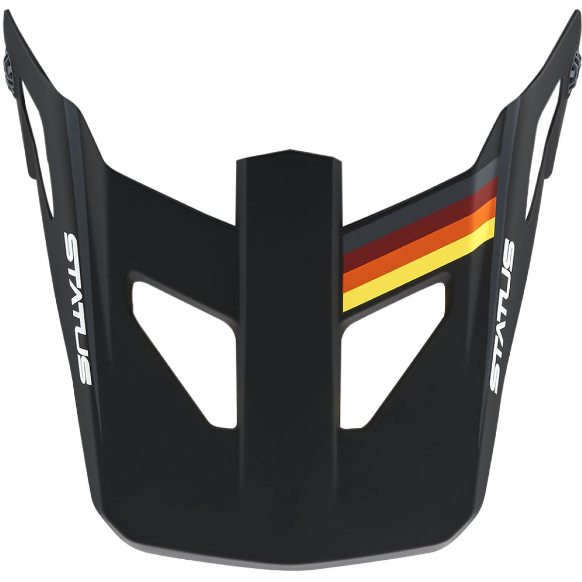 100% Status Youth Replacement Visor - One Size Kramer  Helmet Spares