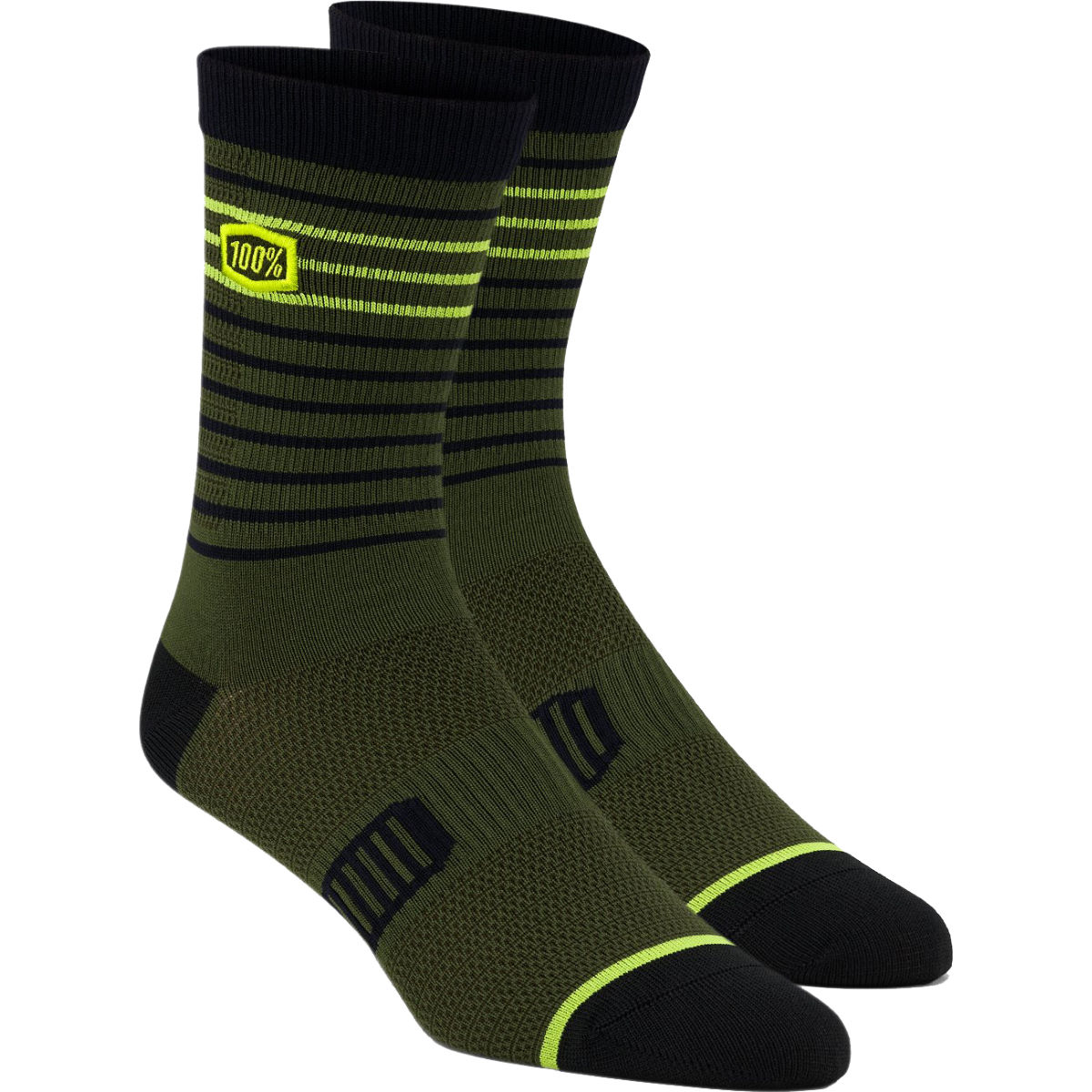 100% Advocate Performance Socks - S/m Fatigue  Socks