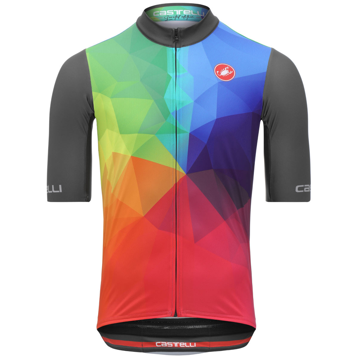 Castelli Pop Colour Squadra Jersey FZ   Jerseys