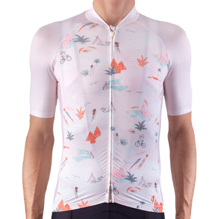 Isadore Alternative Cycling Jersey Wild Nothing