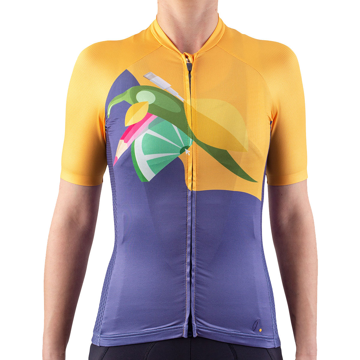 Isadore Women's Alternative Cycling Jersey Vision of Life   Jerseys