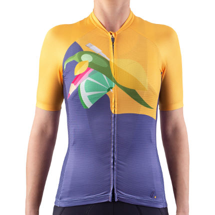 Isadore Women's Alternative Cycling Jersey Vision of Life