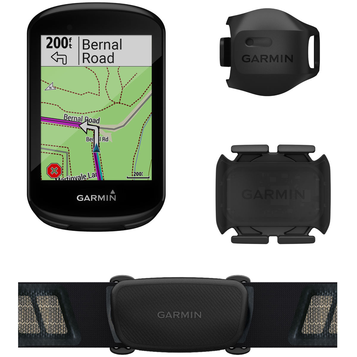 Garmin Edge 830 Pack sensores
