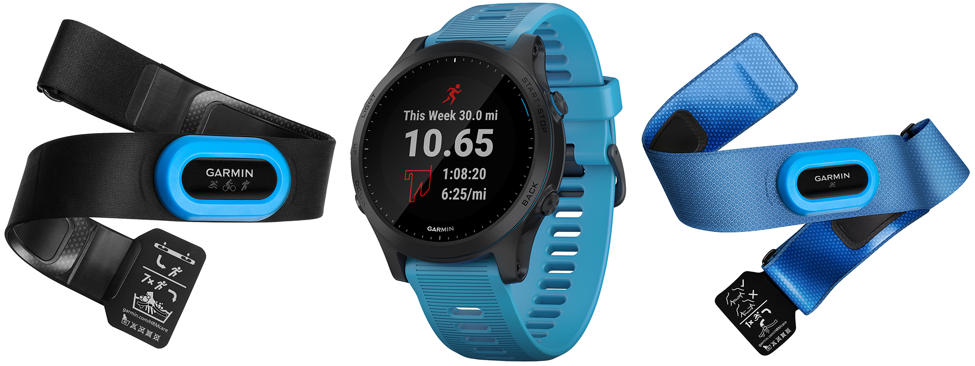 Garmin Forerunner 945 Pack TriBundle