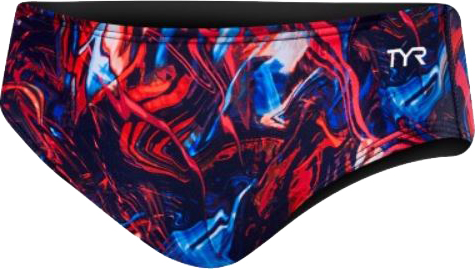 TYR Penello Male all Over Racer Briefs | Tri-beklædning
