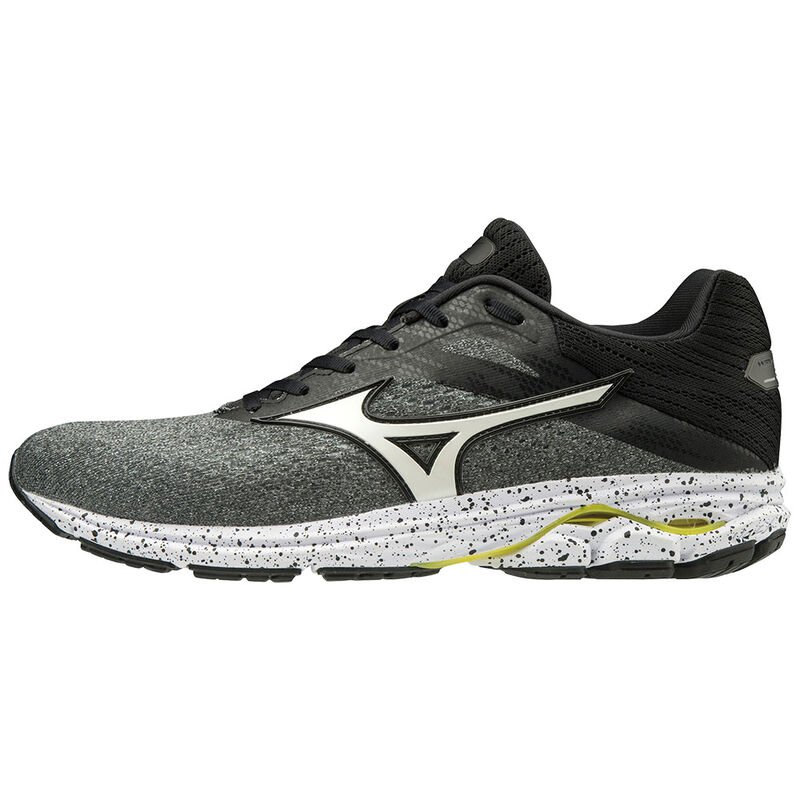 mizuno wave precision 9 grey