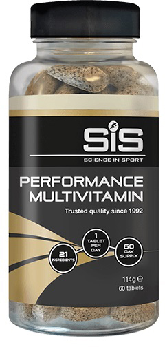 Science in Sport Performance Multivitamin | Energi og kosttilskud > Tilbebør