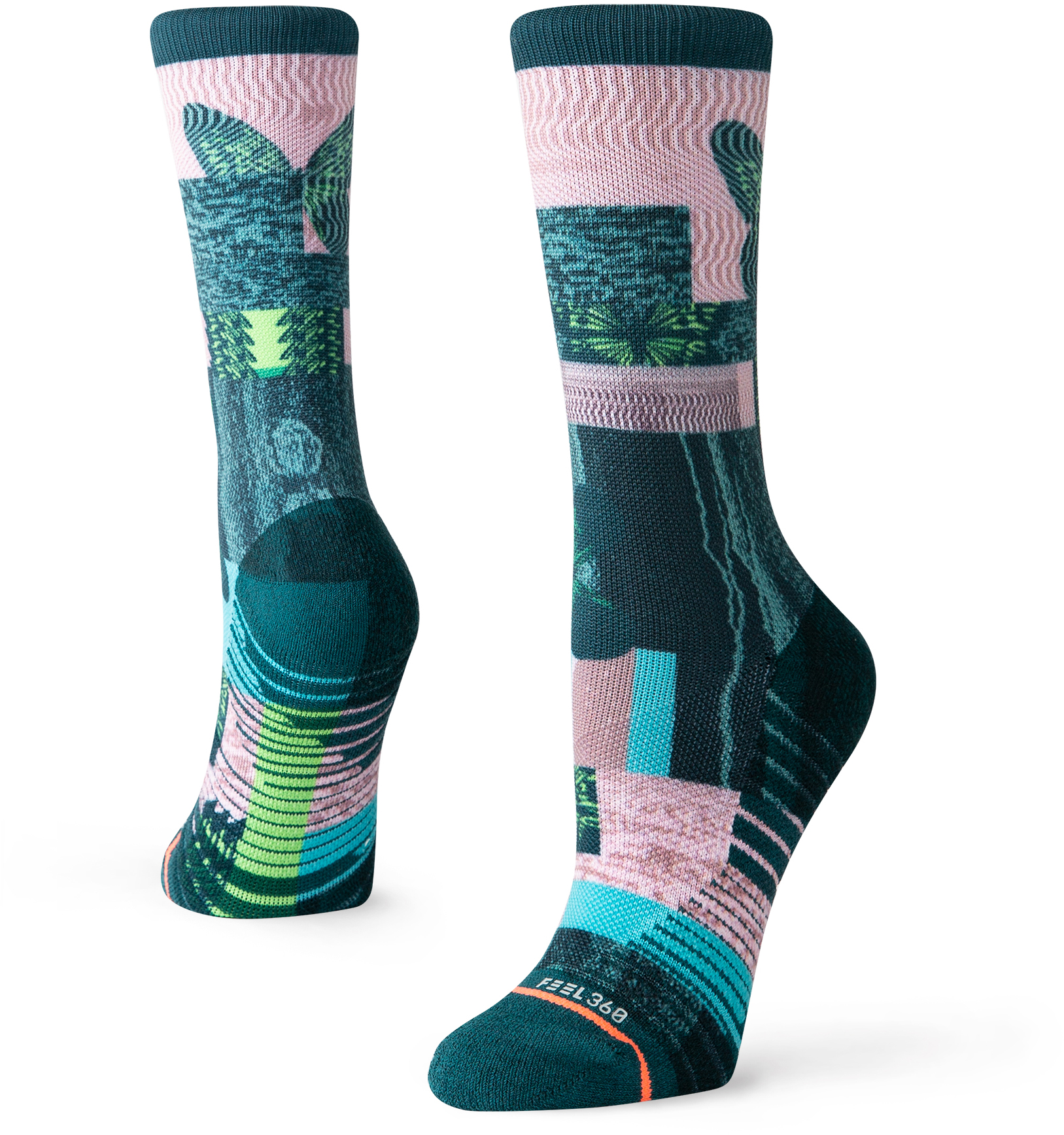 Stance Women's Painted Lady Crew | Socks