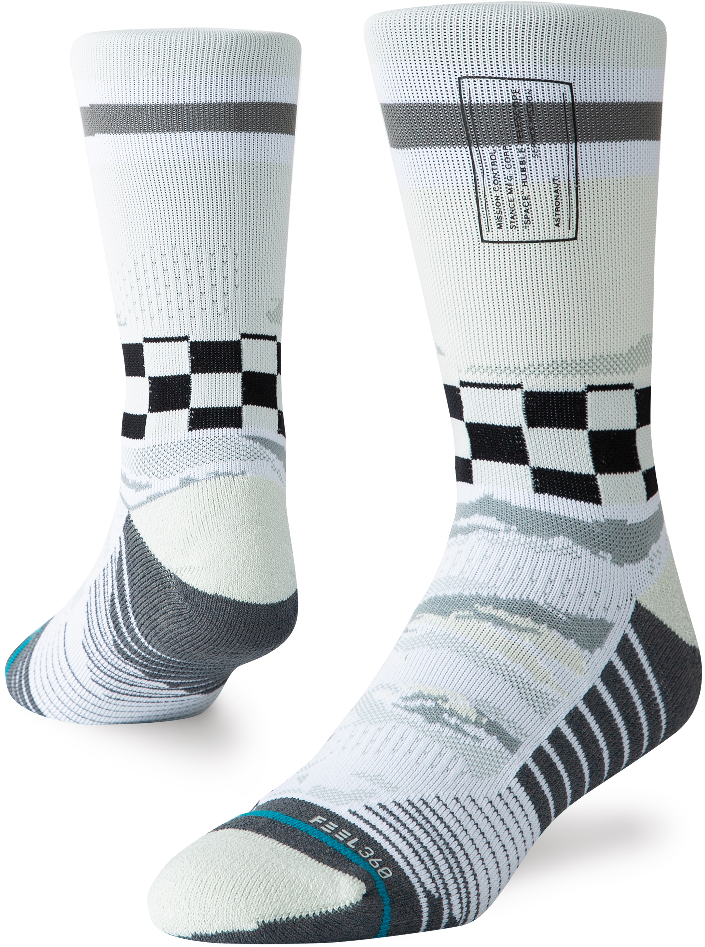Stance Mission Space Crew | Socks