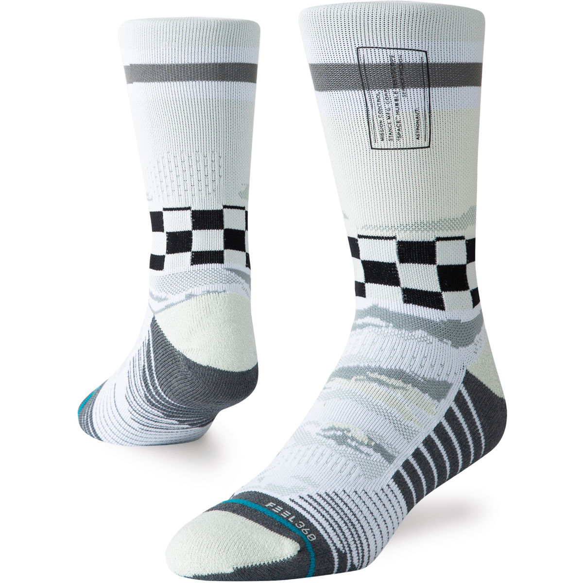 Stance Stance Mission Space Crew   Socks