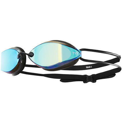 TYR Tracer X Racing Femme Mirrored Goggles