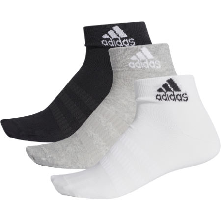 adidas Light Ankle Socks 3 Pairs