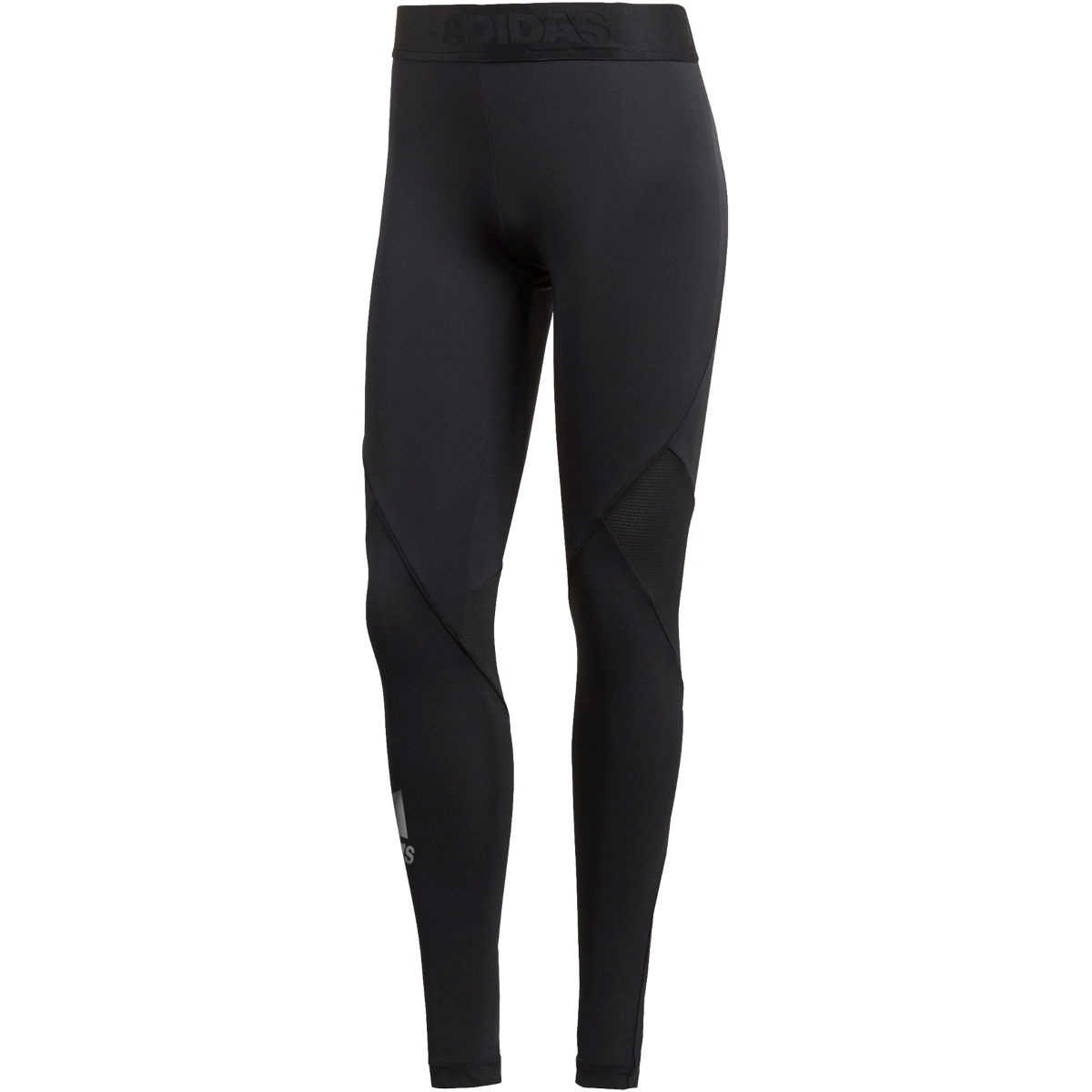 adidas Women's ALPHASKIN SPORT Long Tight   Compression Tights