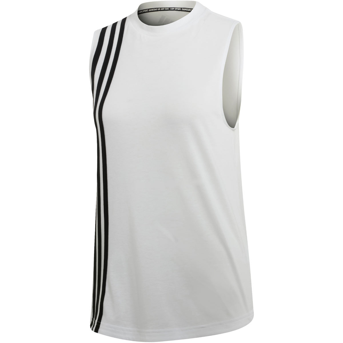 adidas Women's Must Haves 3-Stripes Tank Top   Running Vests