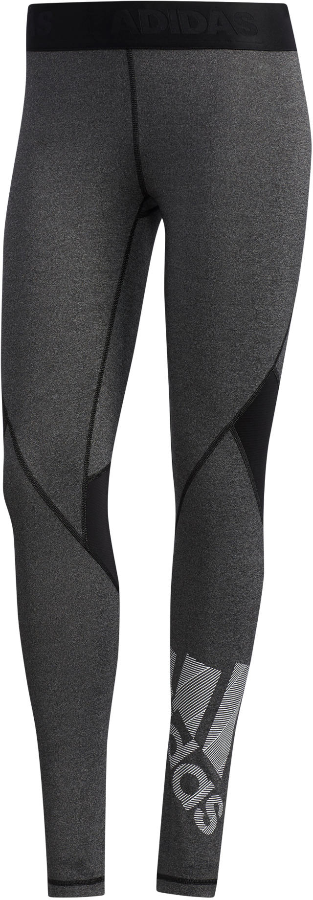 adidas Alphaskin Badge of Sport Tights | Trousers