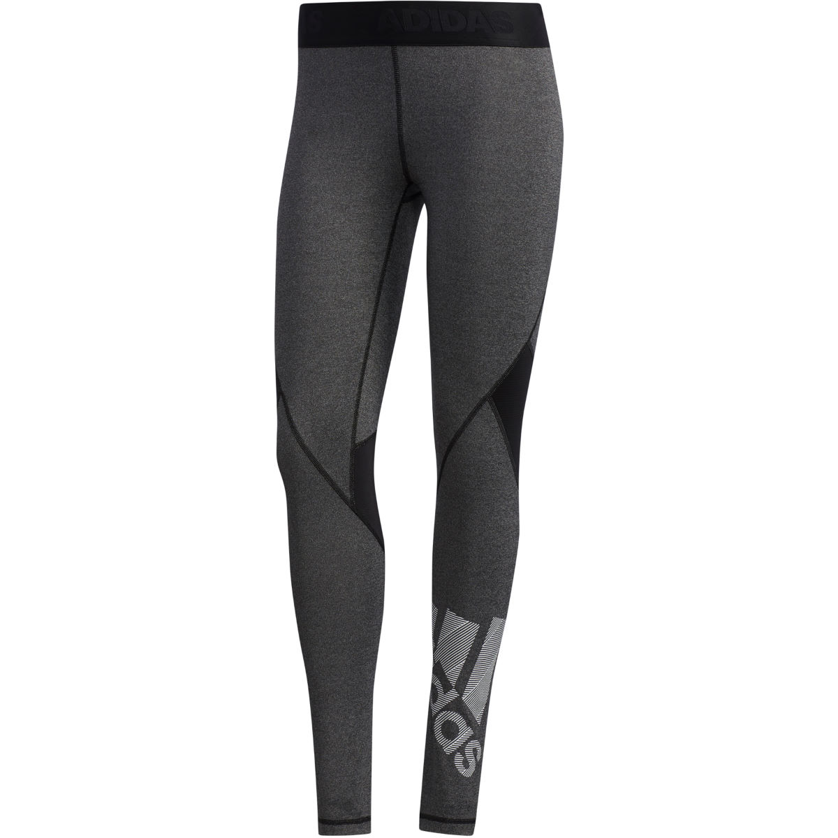 adidas Alphaskin Badge of Sport Tights   Compression Tights