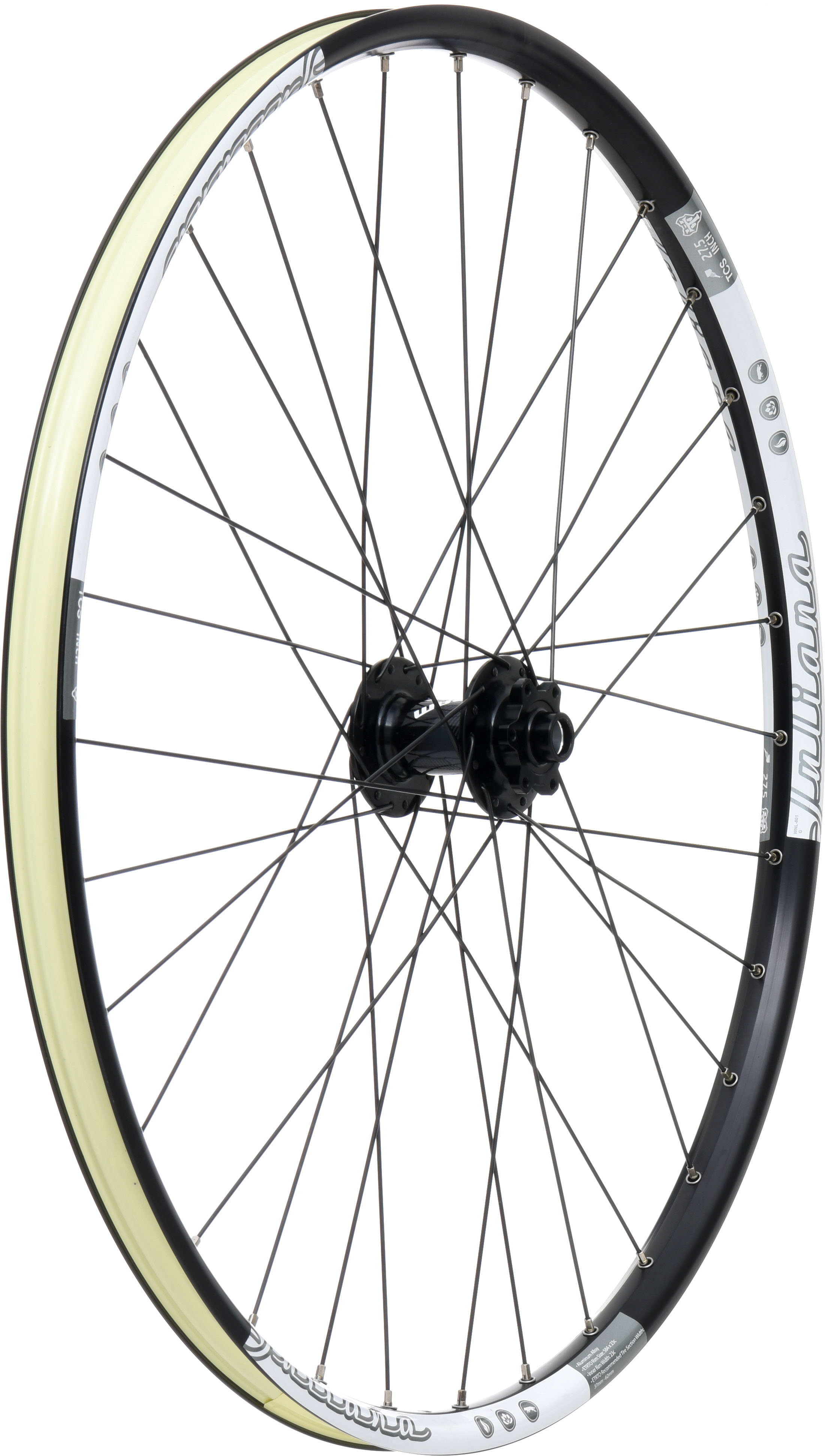 SRAM MTH 716 on WTB i23-D/R Front Wheel | Front wheel