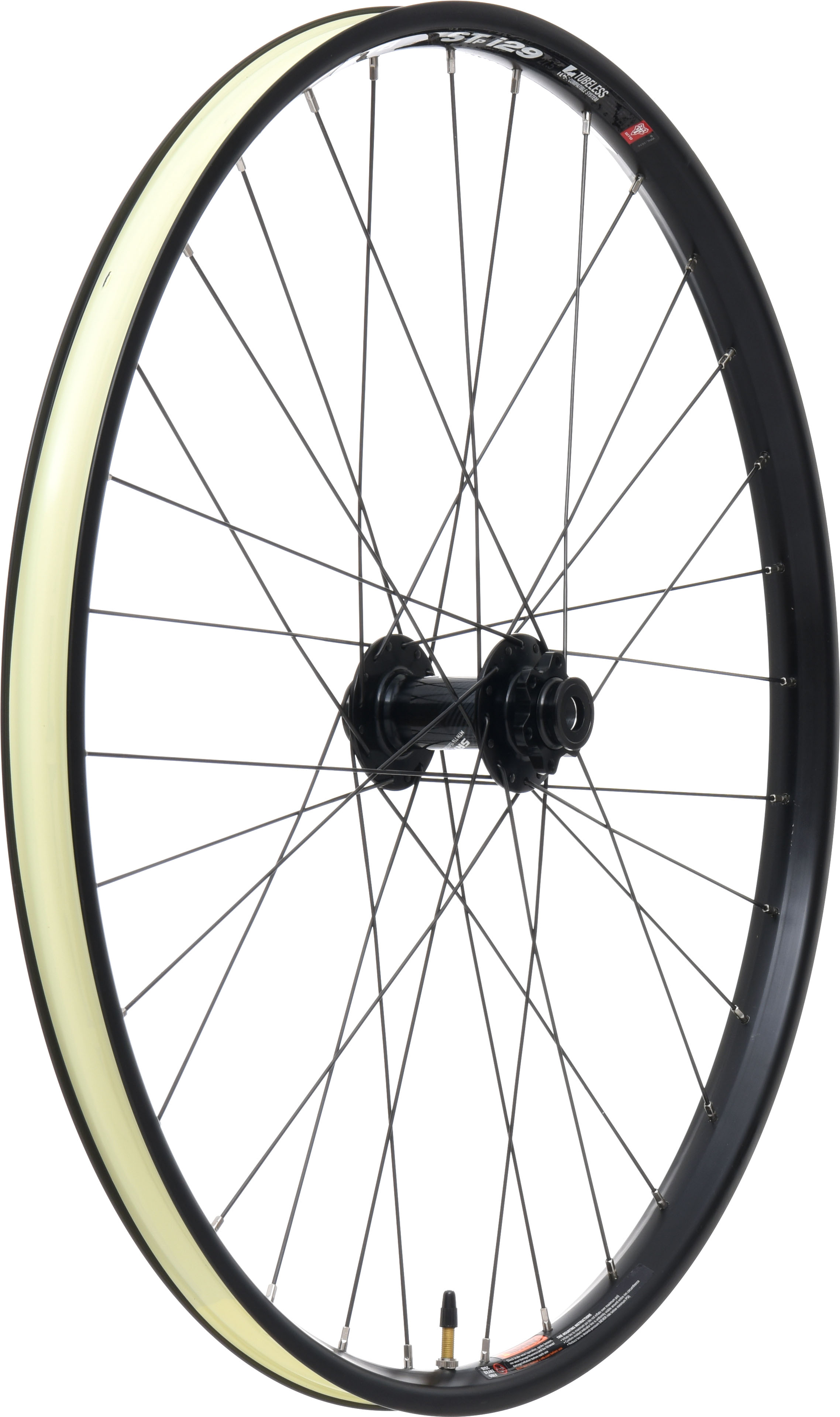 SRAM MTH 716 on WTB i19 Front Wheel | Front wheel
