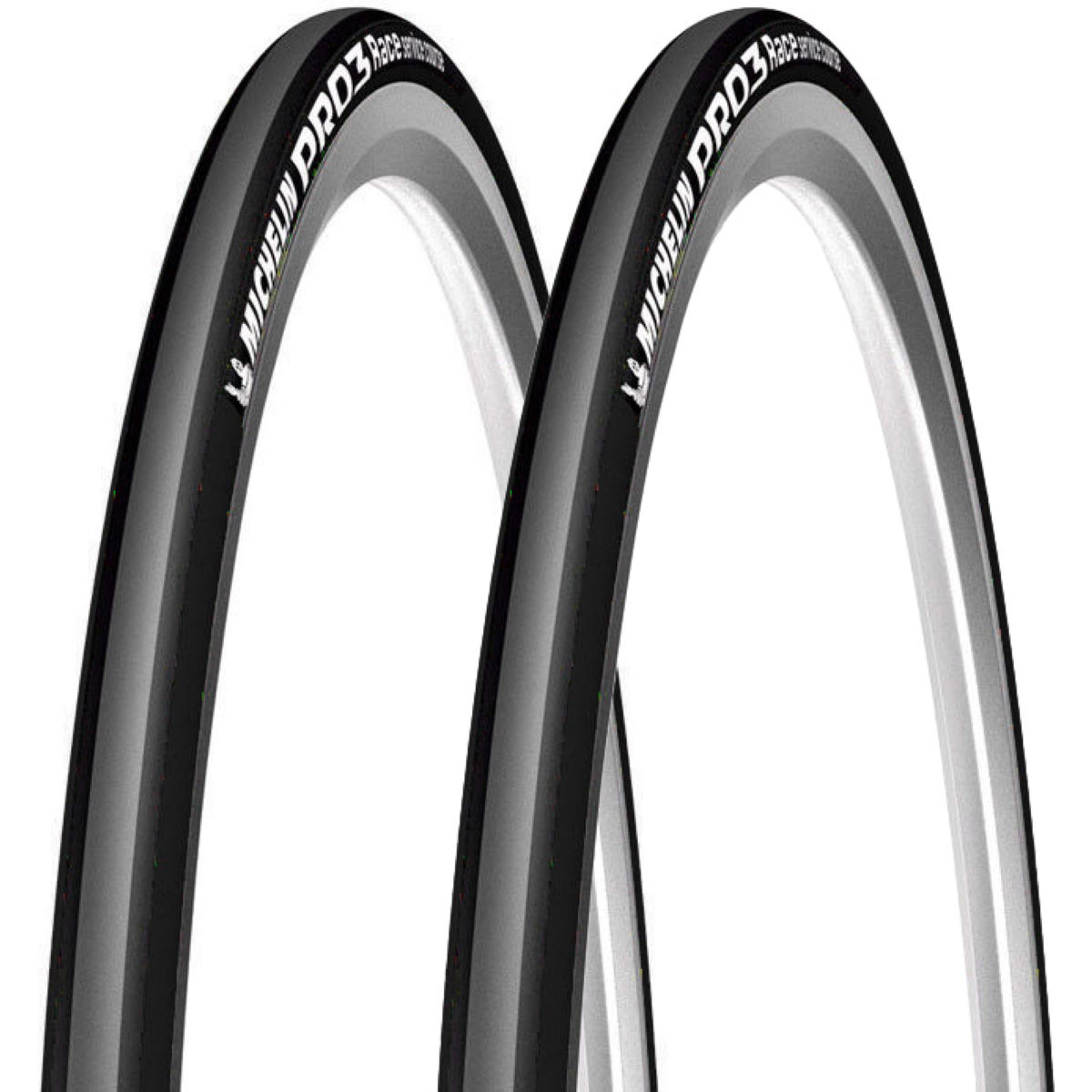 Michelin Pro 3 Road 25c Tyres - Pair   Tyres