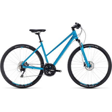 Cube Nature EXC Trapeze Urban Bike (2018)