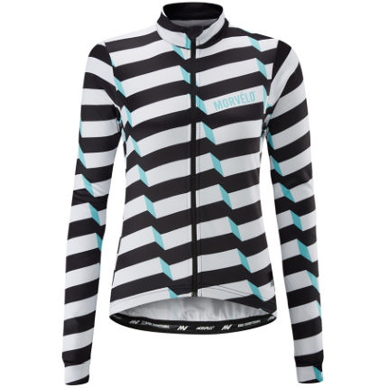 Morvelo Women's Madrid Thermoactive Long Sleeve Jersey