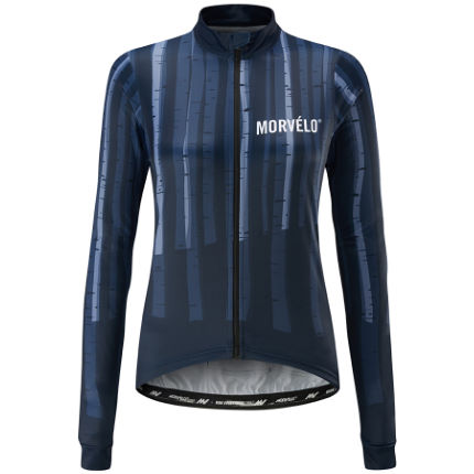 Morvelo Women's Burch Thermoactive Long Sleeve Jersey