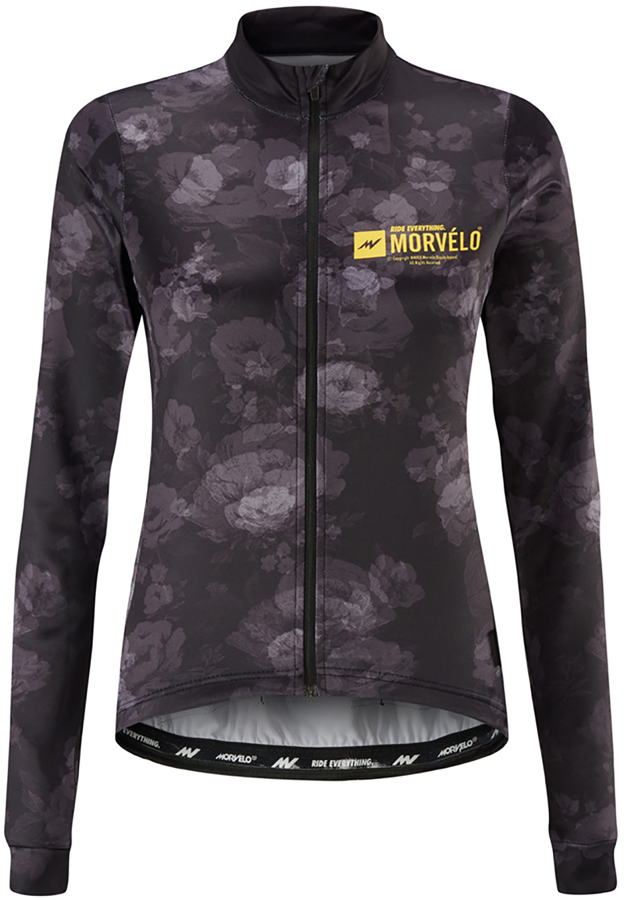 Morvelo Women's Digger Thermoactive Long Sleeve Jersey | Trøjer