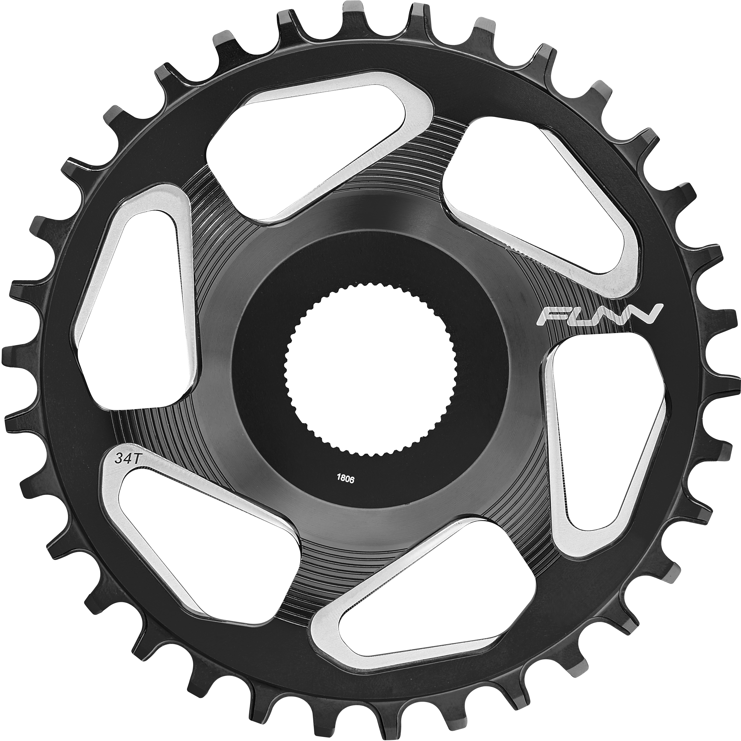 Funn Solo ES Narrow Wide Chainring | chainrings_component