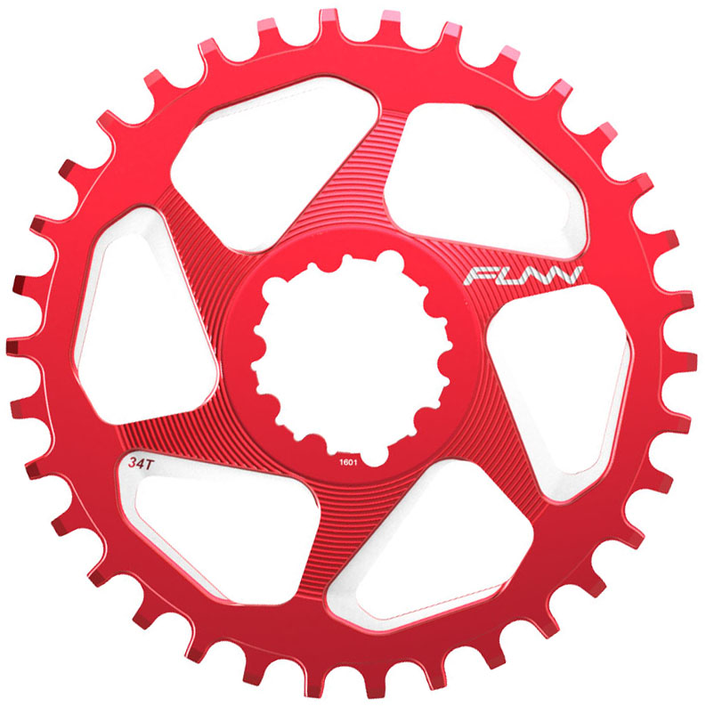 Funn Solo DX Narrow Wide Chainring | chainrings_component