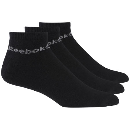 Reebok Active Core Ankle Socks 3 Pack