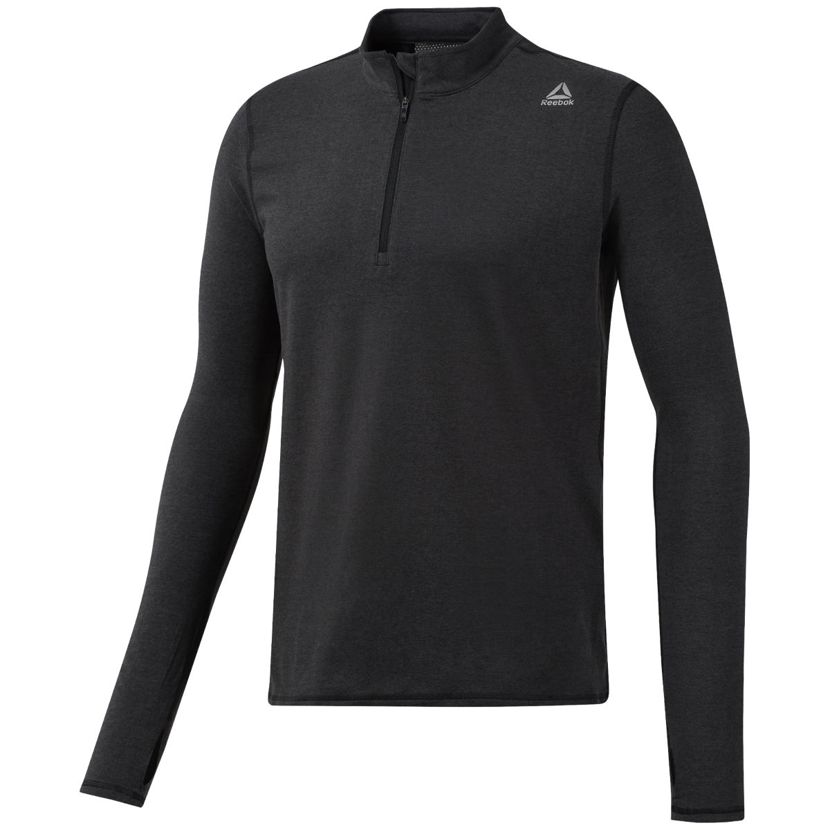 Reebok Reebok RE Quarter Zip   Long Sleeve Running Tops