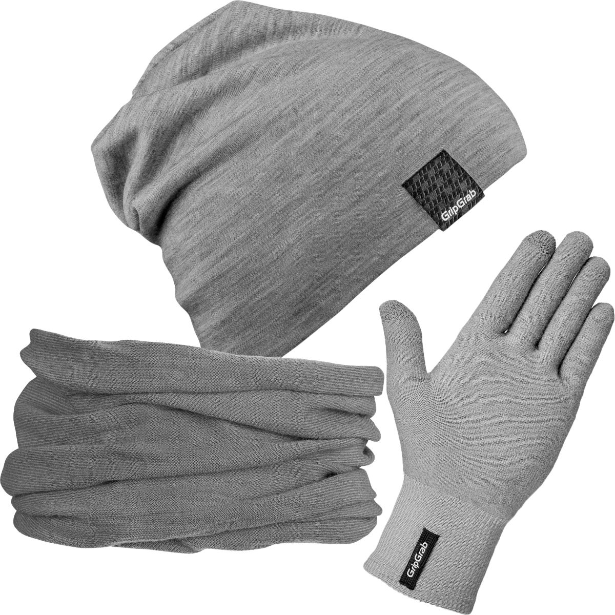 GripGrab GripGrab Merino Runners Accessories Pack   Gloves