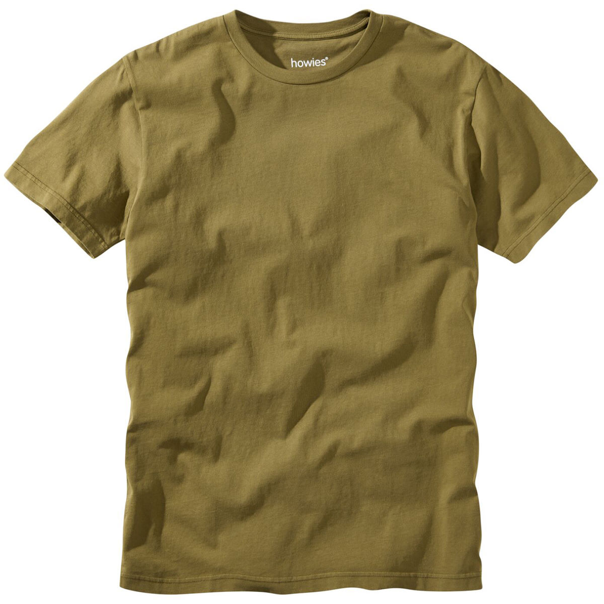 Howies Mr T T Shirt - Xxl Military Olive  T-shirts