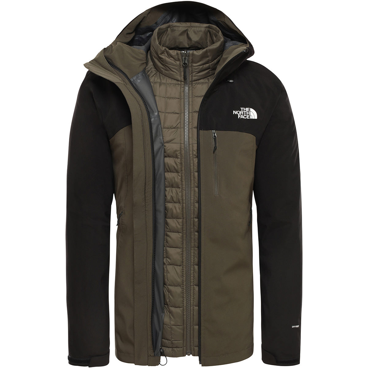 The North Face The North Face ThermoBall™ Triclimate Jacket   Jackets