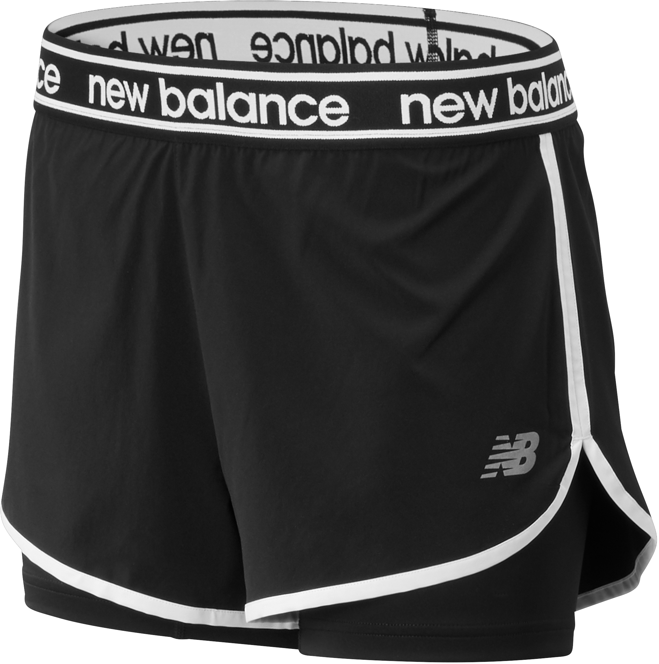 New Balance Women's Relentless 2in1 Short | Trousers