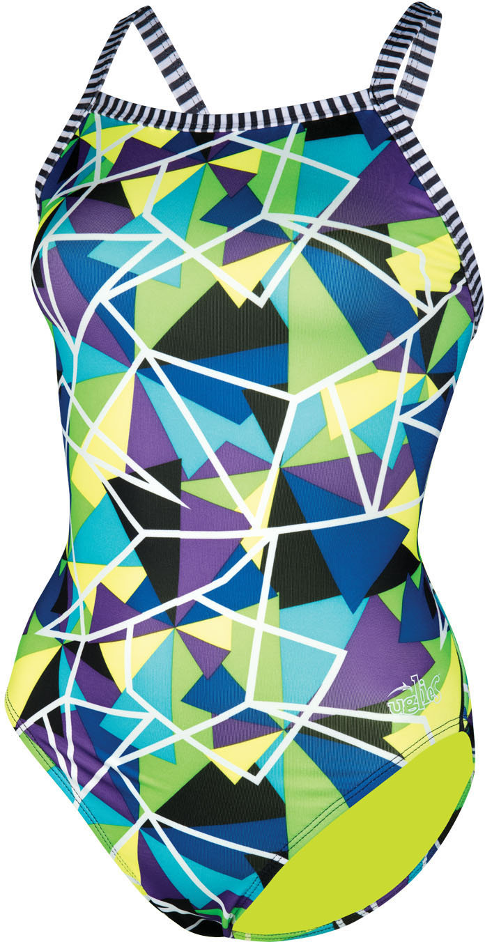 Dolfin Women's Uglies V2 Back Candy Swimsuit | swim_clothes