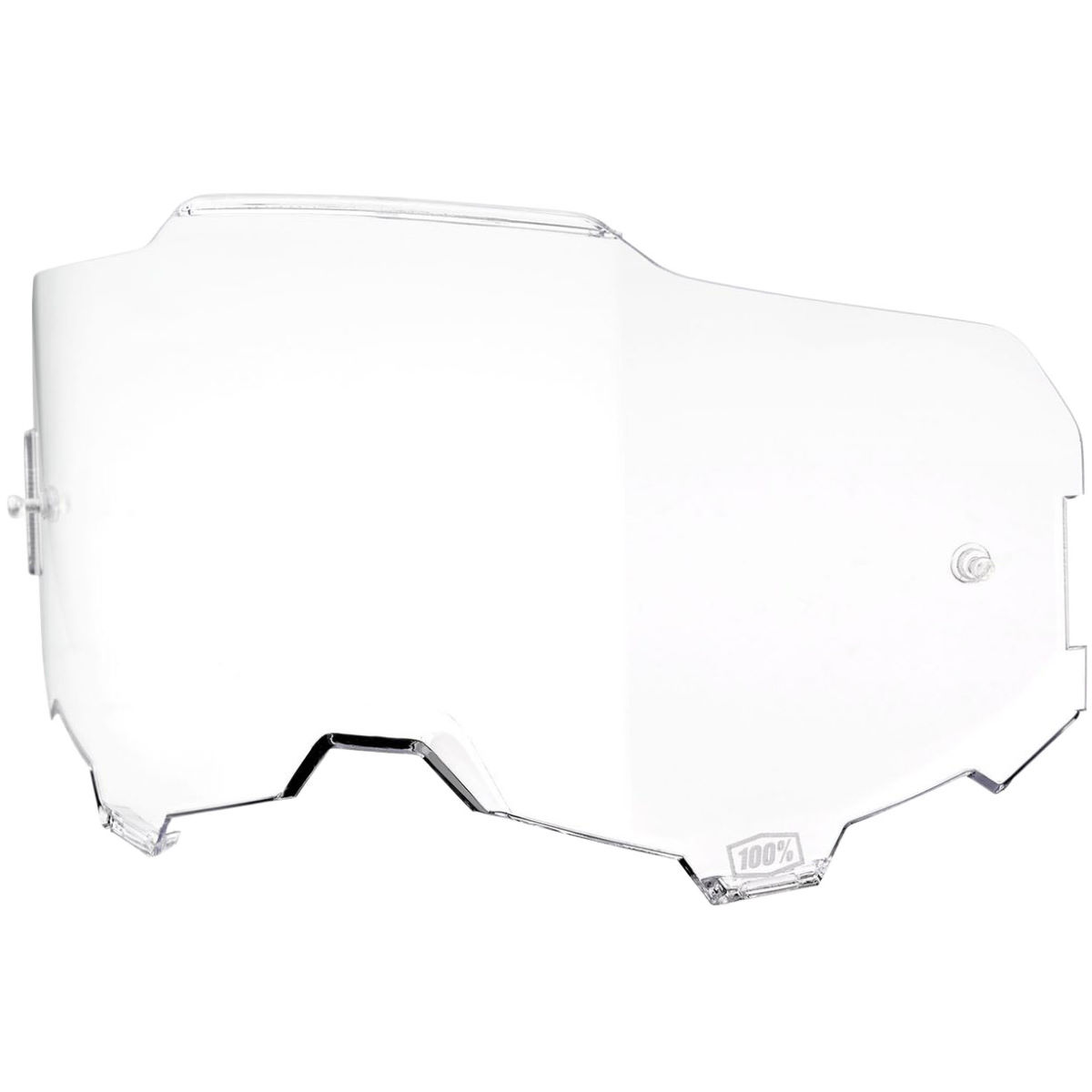 100% 100% ARMEGA Replacement Lens   Cycling Goggles