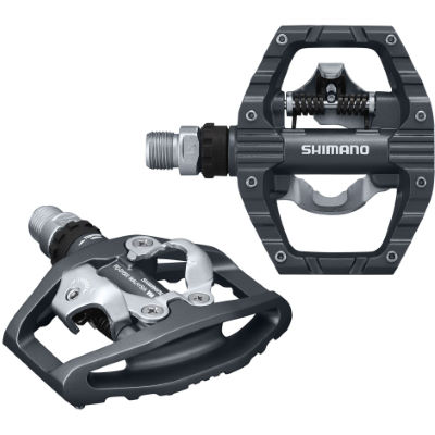 /Pedale: Shimano  EH500 Pedale - Klickpedale