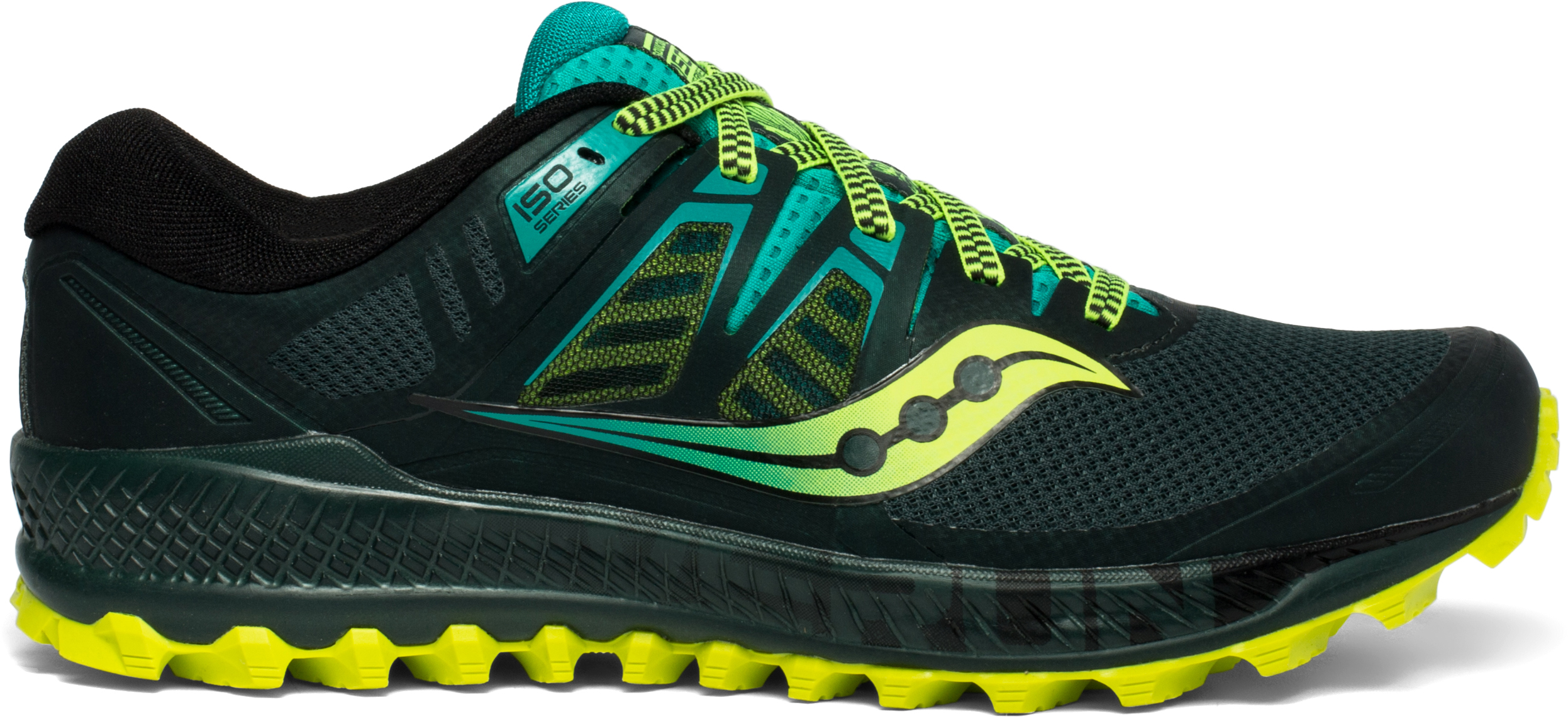 wiggle.co.nz | Saucony Peregrine ISO Running Shoes | Trail Shoes