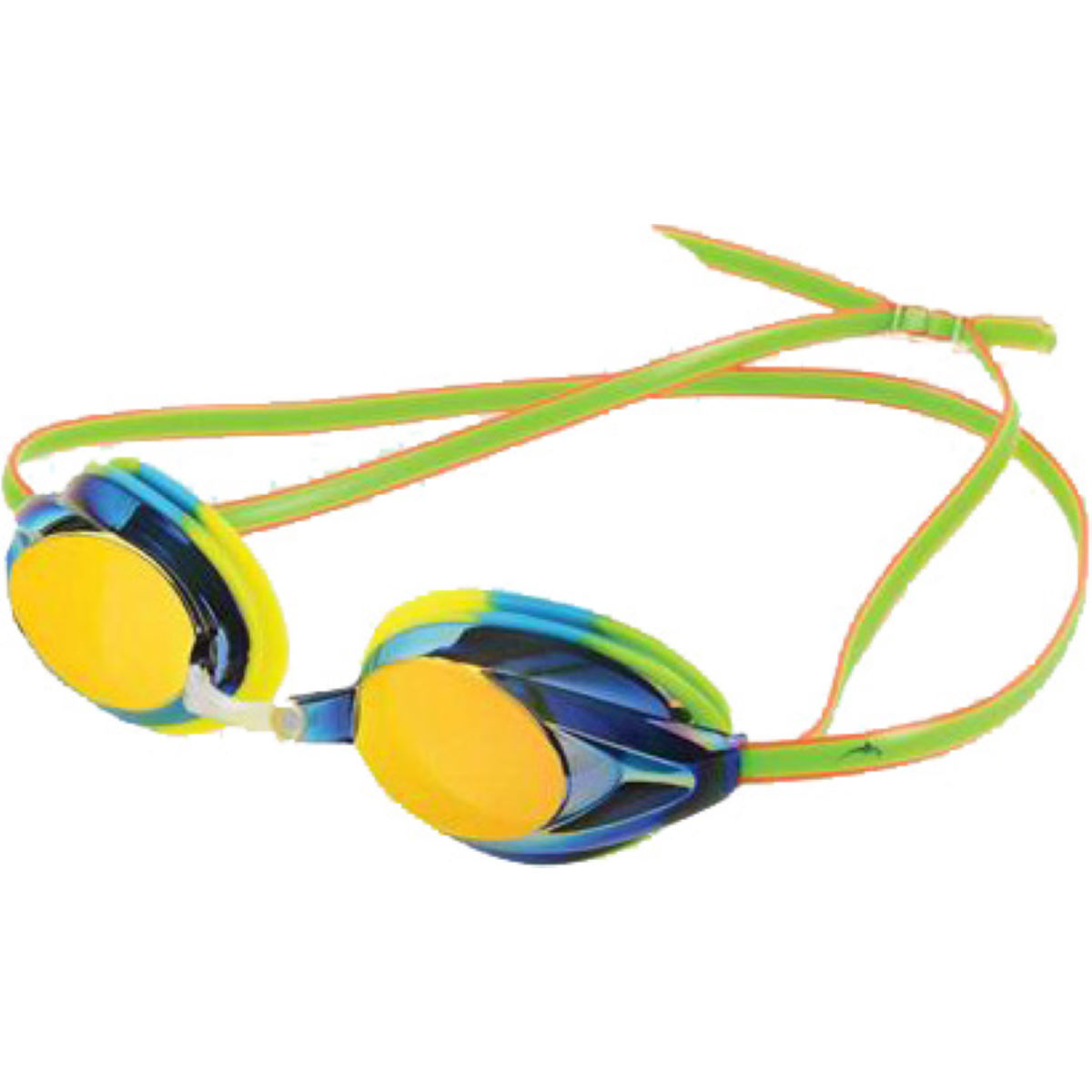 Dolfin Charger Mirrored Goggle   Goggles