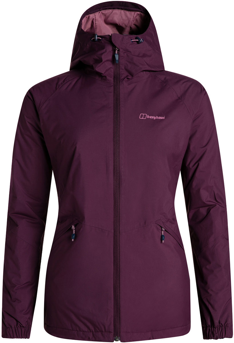 Berghaus Womens Deluge Pro Insulated Waterproof Jacket