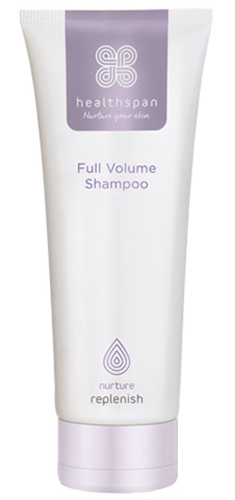 Healthspan Replenish Full Volume Shampoo 200ml | polish_and_lubricant_component