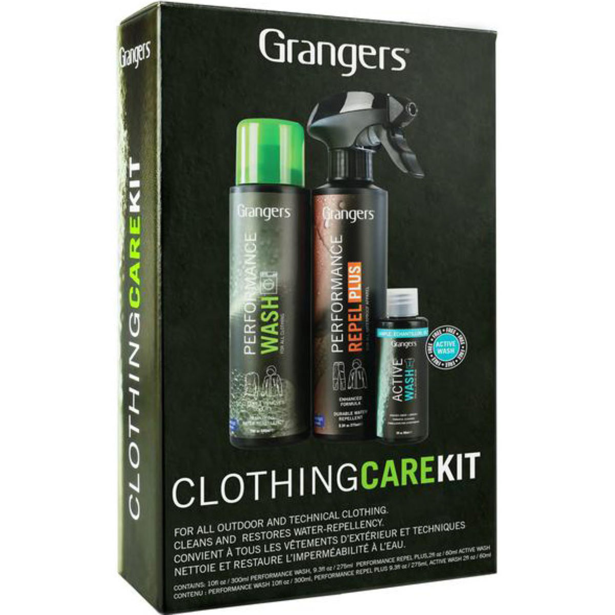 Grangers Grangers Clothing Care Kit   Cleaning Equipment