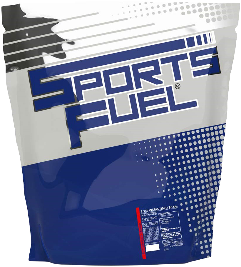Sports Fuel Instantised BCAA 2:1:1 | Protein bar and powder