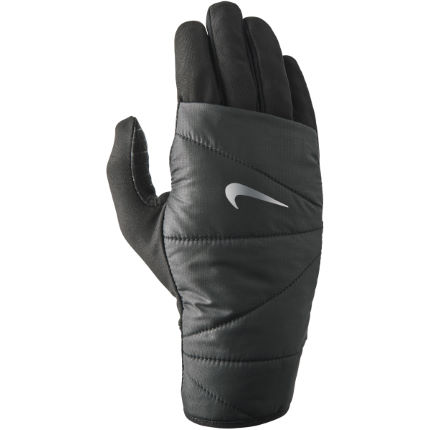 Nike Women's Quilted Run Gloves 2.0