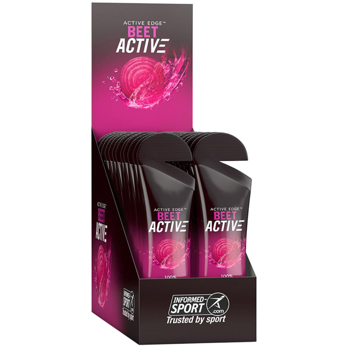 Cherry Active Cherry Active 100% Concentrated Beetroot Juice 30ml x 24   Powdered Drinks
