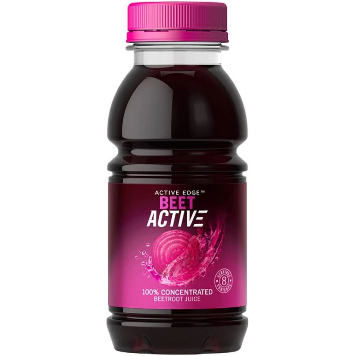 Cherry Active 100% Concentrated Beetroot Juice 473ml - 473ml