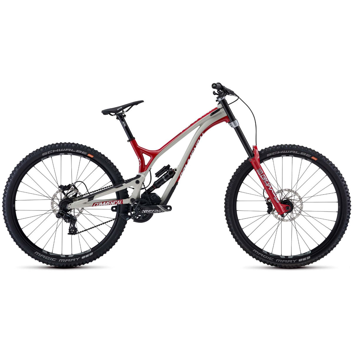 Commencal Commencal Supreme DH 29 Team Suspension Bike (2020)   Full Suspension Mountain Bikes